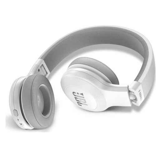 jbl e45bt auricular inalambrico blanco