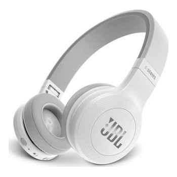 JBL E45BT Blanco Auricular Bluetooth