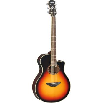 YAMAHA APX700II VS Guitarra Acustica
