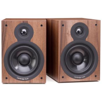 DENON PMA-720-SI+Cambridge SX50 Walnut