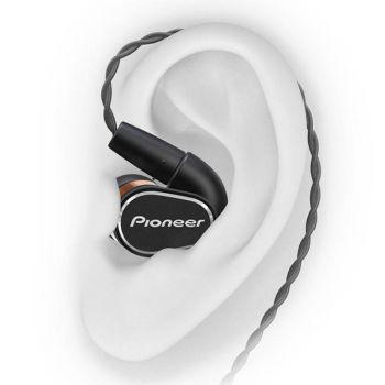 PIONEER SE-CH9T-K Auriculares interno Negro