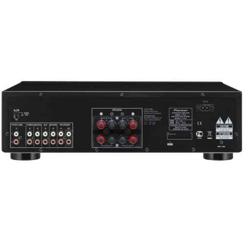 pioneer a 10 k amplificador conexiones