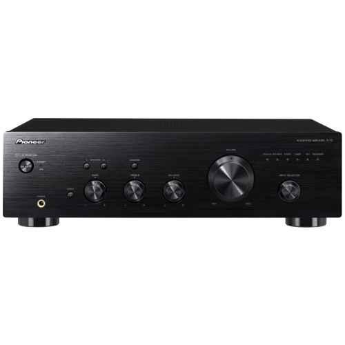 pioneer a10k black amplificador estereo