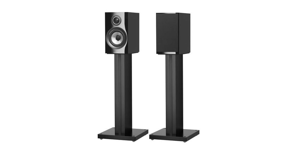 Bowers Wilkins 707 S2 color negro