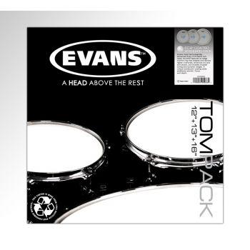 Evans ETPEC2SCTDS, Parches, 12