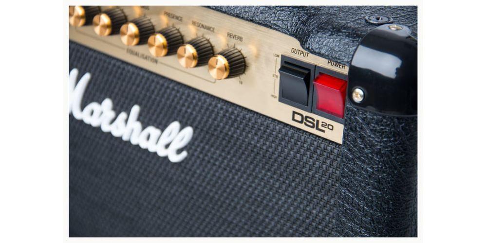 MARSHAL DSL20C interruptor