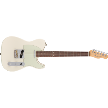 Fender American Pro Telecaster Rosewood Fingerboard Olympic White