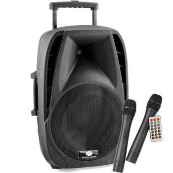 Acoustic Control Portable 15 Altavoz con Bateria Bluetooth ( REACONDICIONADO )