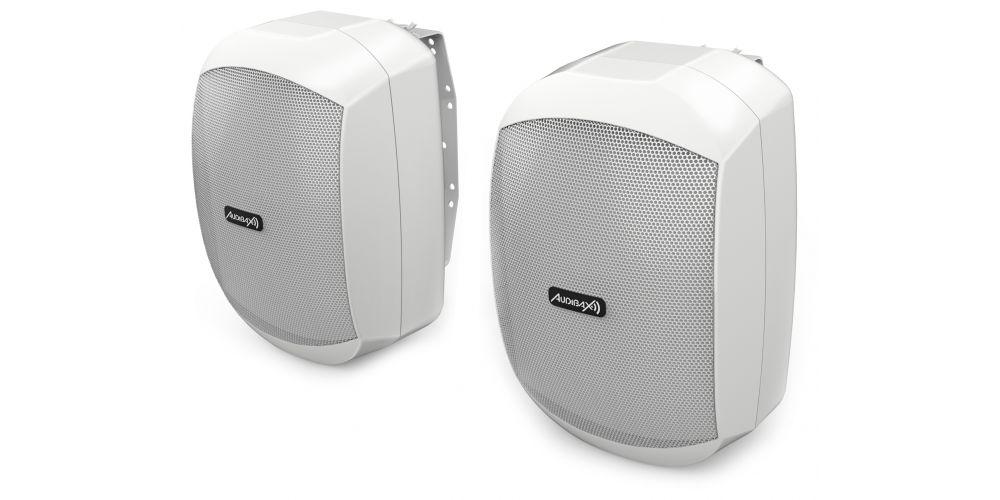 audibax ovo 5 white altavoces linea100v