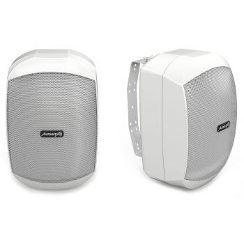 Audibax Ovo 5 White Pareja de Altavoces Pasivos Pared 5