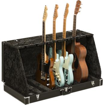 Fender Classic Series Case Stand 7 Guitars Black