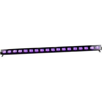Ibiza Light LED UV BAR 18 Barra de Led UV 18 X 3W