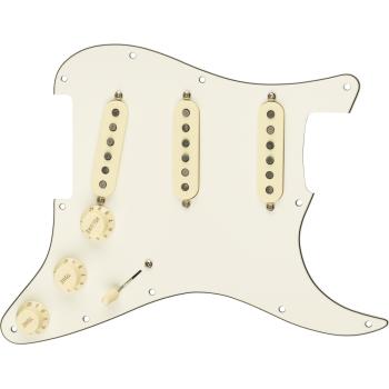 Fender Golpeador Pre-Wired Strat Custom Shop 69 SSS White