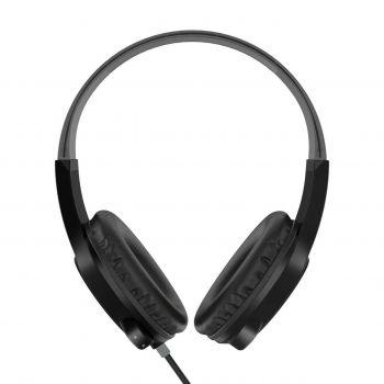 Mee Audio KIDJAMZ-3 Negro Auriculares para Niños de 4 a 12 años