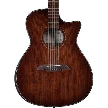 Alvarez MGA77CEARSHB Grand Auditorium Masterworkrs Elite Guitarra Acústica
