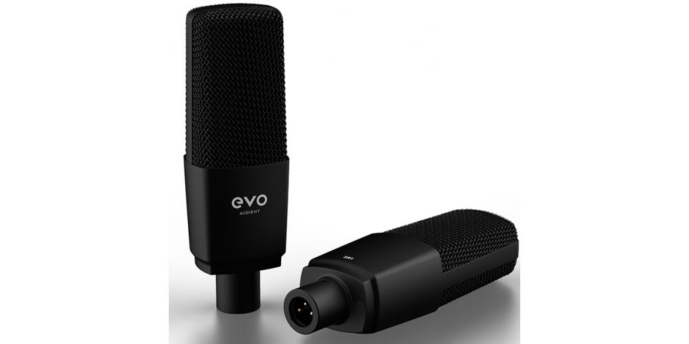 Audient EVO Start Recording Bundle Kit