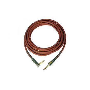 Markbass Cable para Guitarra Super Signal Jack Acodado-Jack 3,3 Metros
