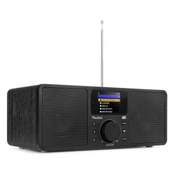 Audizio Rome Radio Wifi Negro