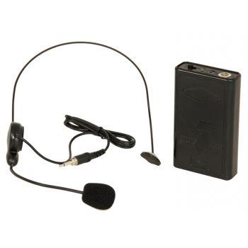 Ibiza Sound PORTHEAD8 Micrófono Inalámbrico de Diadema