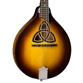 Luna Guitars Trinity A-Style Mandolina
