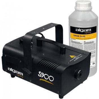 Algam Lighting S900-PACK-MD1L Máquina de Humo 950W+ Líquido