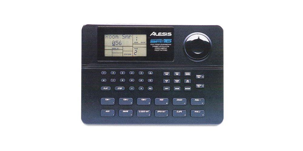 caja ritmos ALESIS SR16 h