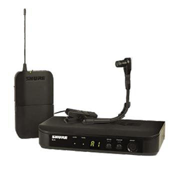 SHURE BLX14-B98 Microfono inalambrico Para Instrumento Beta 98