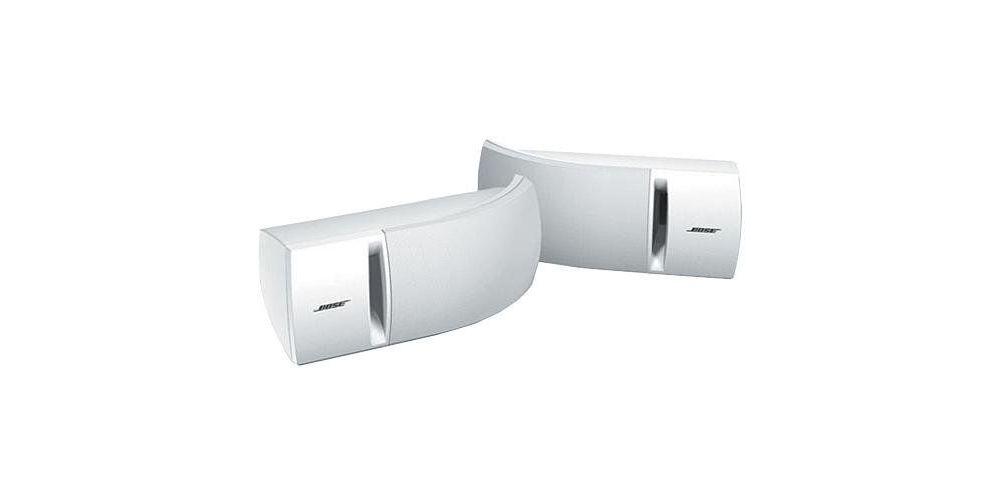 Bose 161 Color Blanco Pareja cajas acusticas