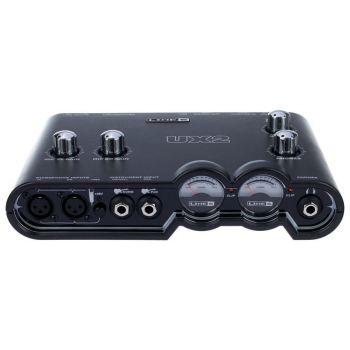 LINE 6 POD STUDIO UX2 Interface de Audio
