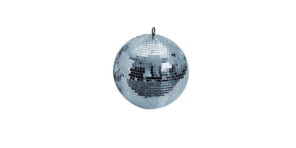 bola espejos showtec 20cm discoteca