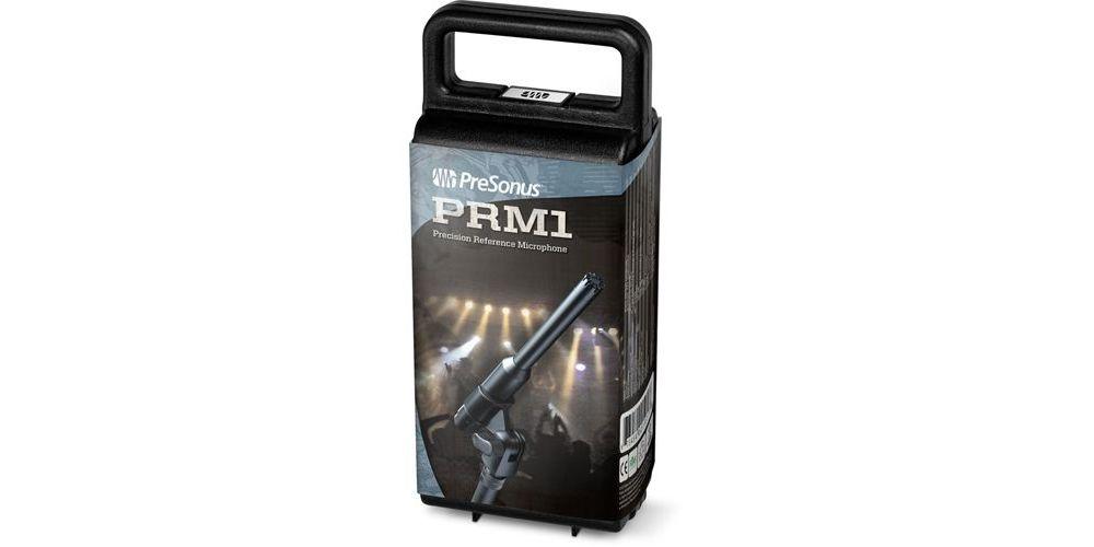 presonus prm1 microfono box