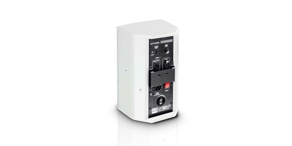 LD SYSTEMS SAT 62 A G2W Altavoz Activo de Instalacion Blanco Unidad