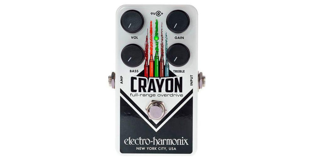 electro harmonix crayon 69 3