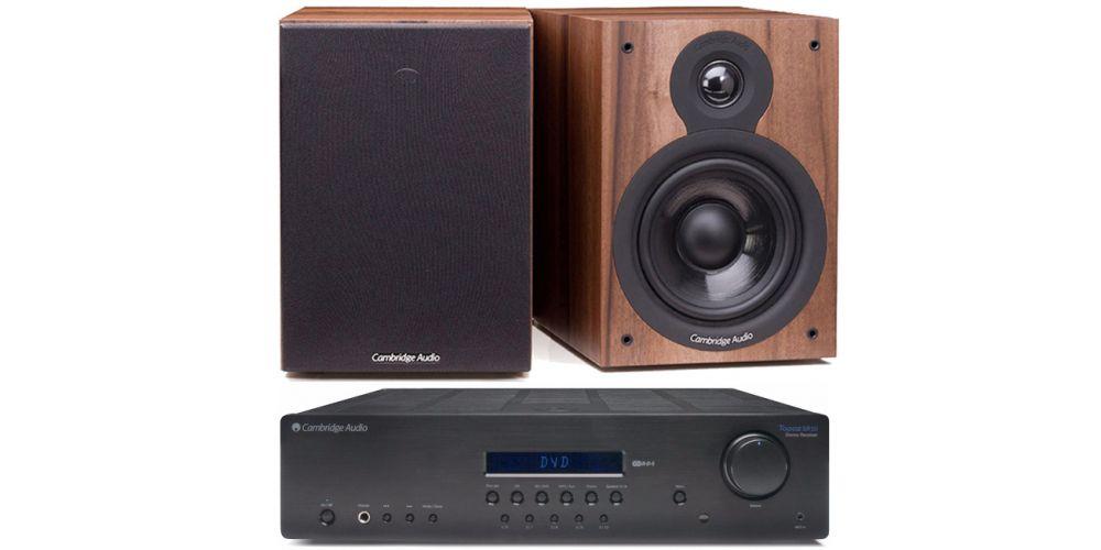 cambridge audio topaz sr10 sx60 walnut