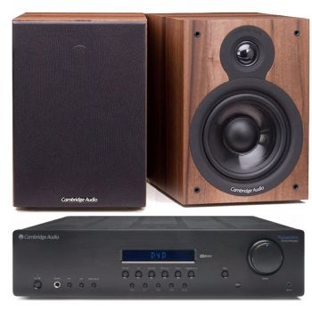 CAMBRIDGE TOPAZ SR-10+SX60 WALNUT