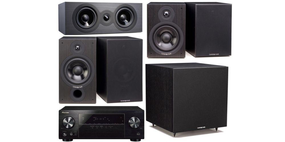 pioneer vsx531 Cambridge Audio SX  60 cinema pack black sx60 sx70 sx50