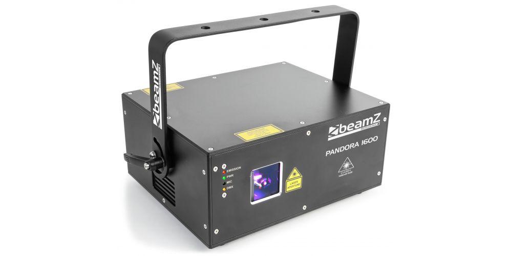 Beamz Pandora 1600 Laser TTL RGB