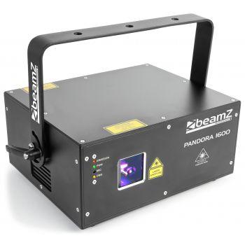 Beamz Pandora 1600 Laser TTL RGB 152518