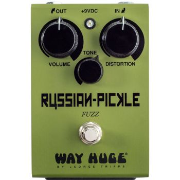 Dunlop WHE408 Pedal FUZZ RUSSINA PICKLE