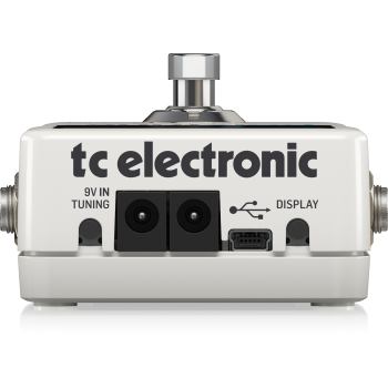 TC Electronic Polytune 3 Afinador -