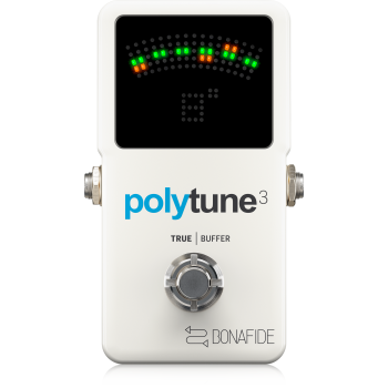 TC Electronic Polytune 3 Afinador