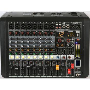 Power Dynamics PDM-M404A Mezclador directo amplificado 4 canales 172610