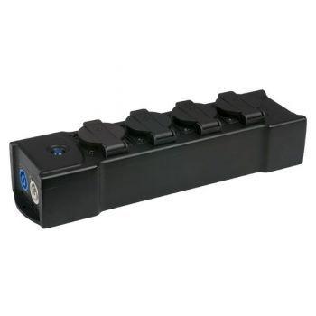 Showtec Regleta PowerBOX 4 RF:90661
