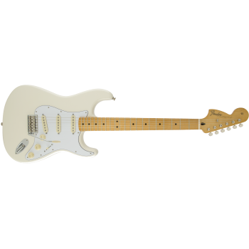 Fender Jimi Hendrix Stratocaster Maple Fingerboard Olympic White