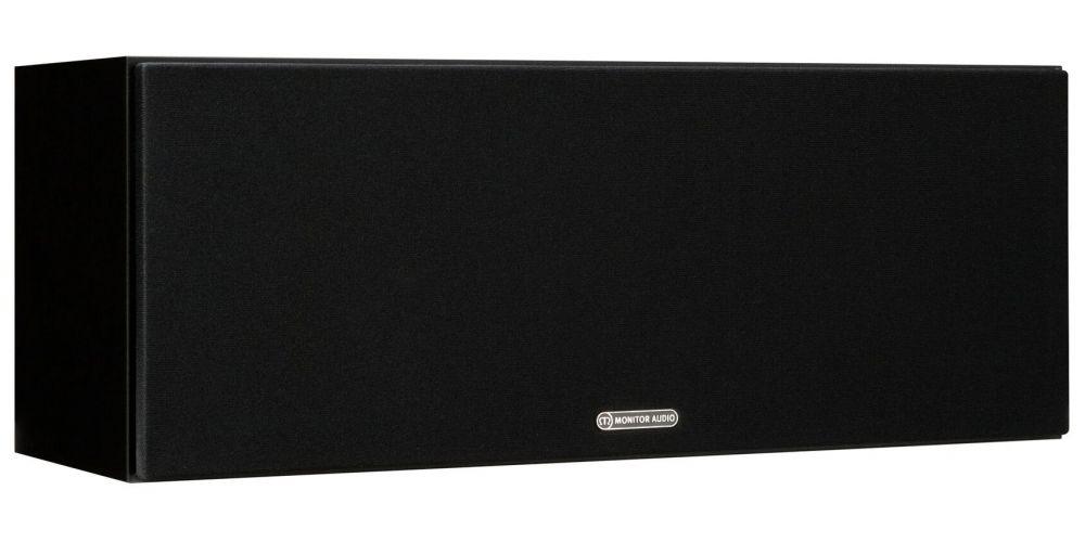 monitor audio monitor c150 blk altavoz central negro tapa