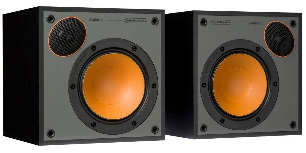 monitor audio monitor50 blk