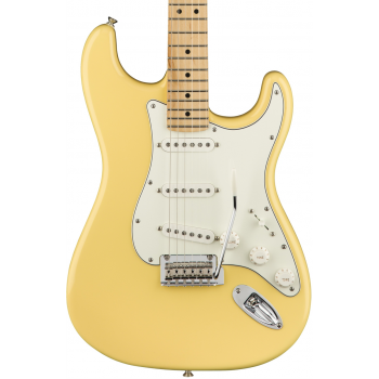 Fender Guitarra Eléctrica Player Stratocaster MN Buttercream