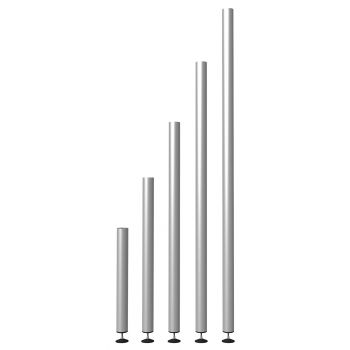 Power Dynamics Pata Redonda Ajustable Para Tarimas 80cm 182198