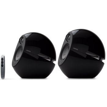 Edifier Luna Eclipse E25HD Altavoces Bi-Amplificados Activos HiFi Bluetooth de diseño. Negros