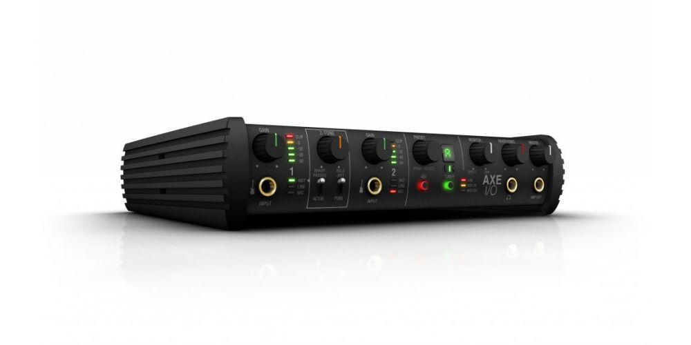 ik multimedia axe io interface audio